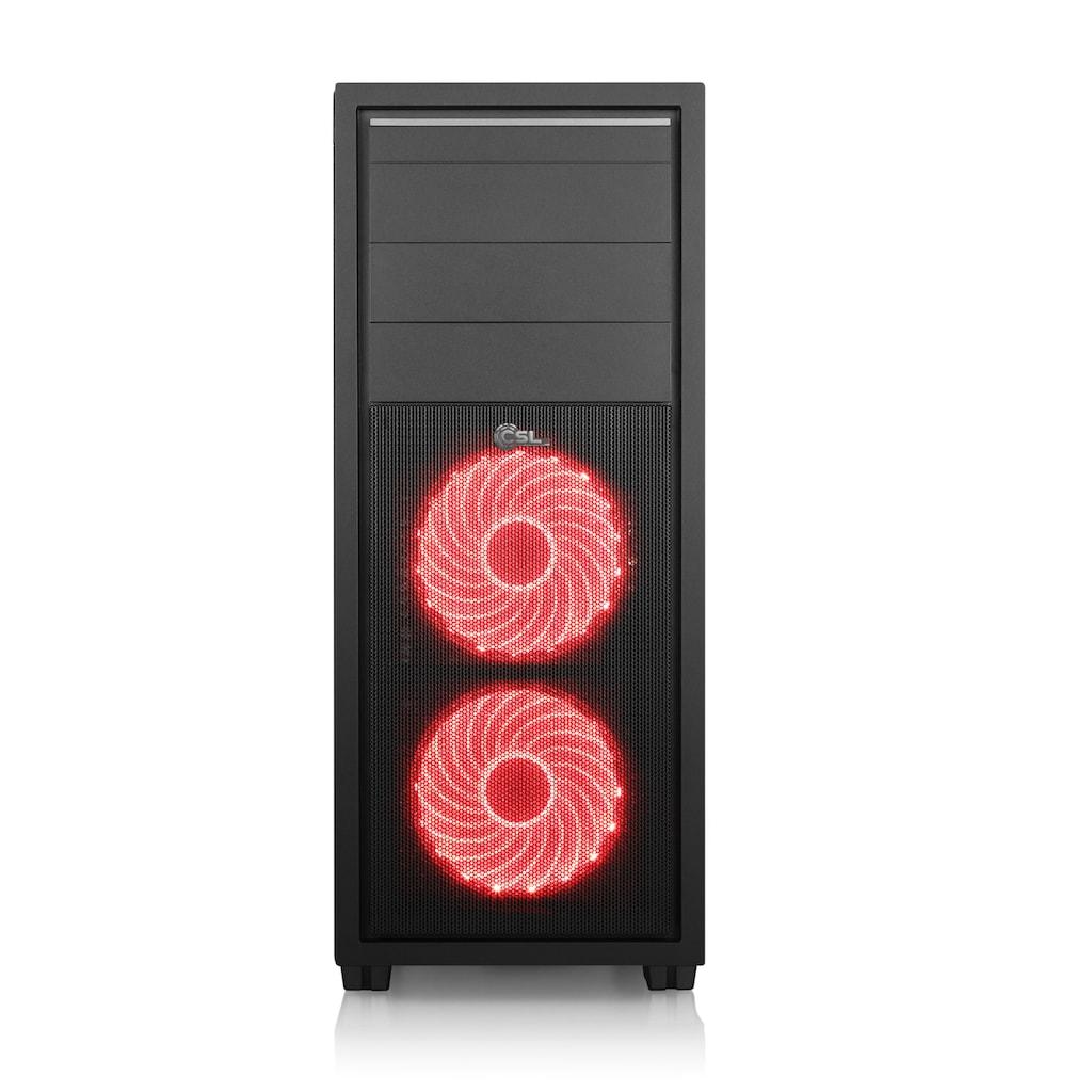 CSL Gaming-PC »Speed T5315 Windows 10 Home«