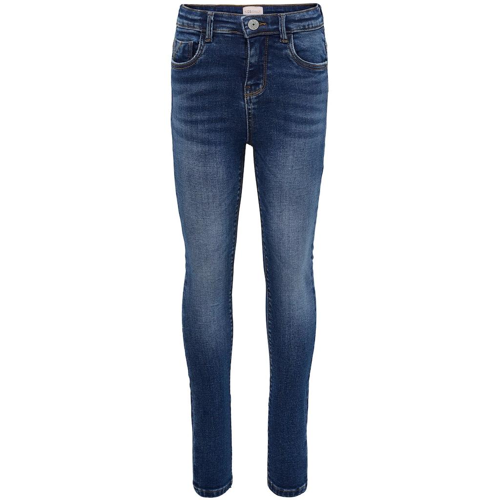 KIDS ONLY Stretch-Jeans »KONPAOLA«, in High-Waist Form