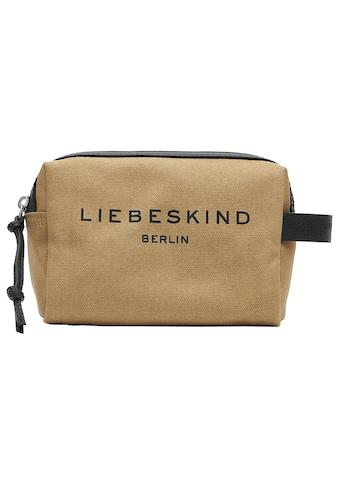 Liebeskind Berlin Kosmetiktasche »Gray Cosmetic Pouch S« kaufen