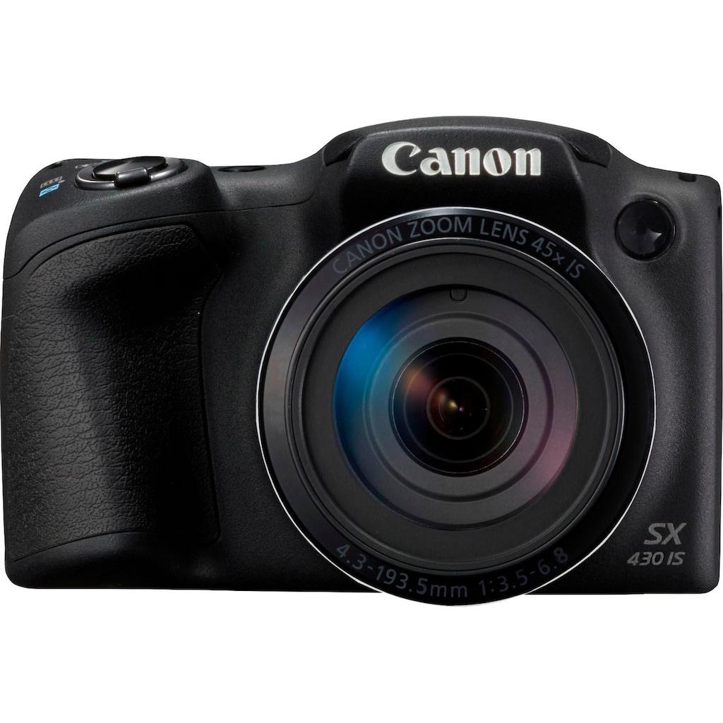 Canon Bridge-Kamera »PowerShot SX430 IS«