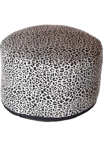 Home affaire Pouf »Gepard« kaufen