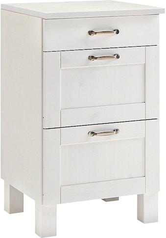Home affaire Unterschrank »Alby«, Breite 50 cm, 1 Schubkasten, 2 Auszüge kaufen