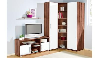 Jugendzimmer-Set, (Set, 5 tlg.) kaufen