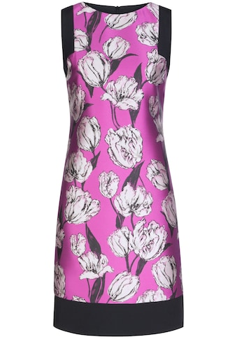 Nicowa Elegantes Kleid PAULA mit femininem Blumen-Muster kaufen