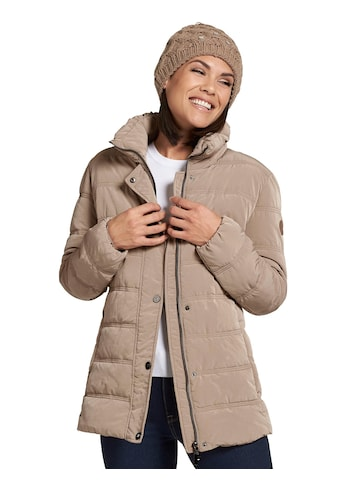 Wega Fashion Jacke in wohlig wärmender Stepp - Qualität kaufen
