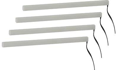 LED Unterbauleuchte, 4 St., Kaltweiß, HLT (4er-Set) kaufen