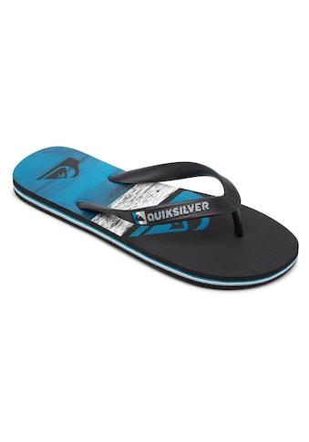 Quiksilver Sandale »Molokai Panel« kaufen
