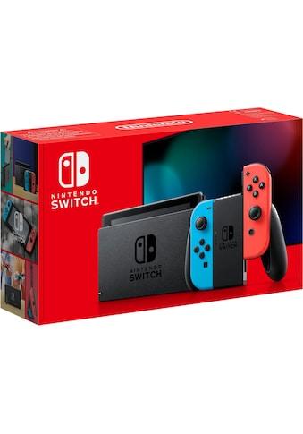 Nintendo Switch Konsole, inkl. Monster Hunter Rise kaufen