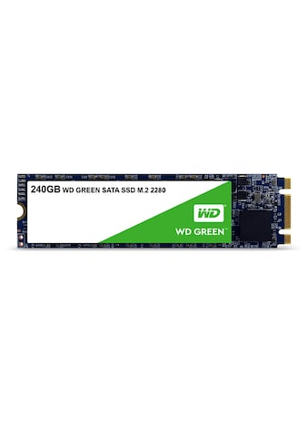 Western Digital Green SSD M.2 2280 SATA III kaufen