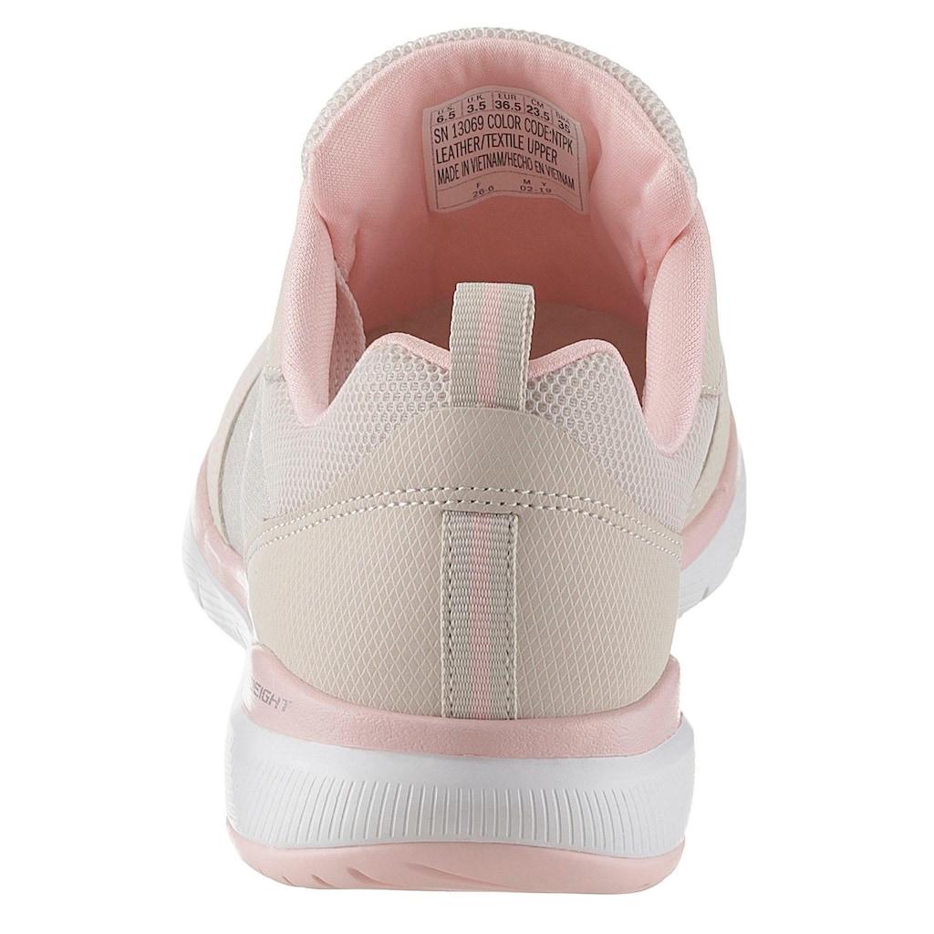 Skechers Sneaker »Flex Appeal 3.0 - Go Forward«, in toller Farbkombi