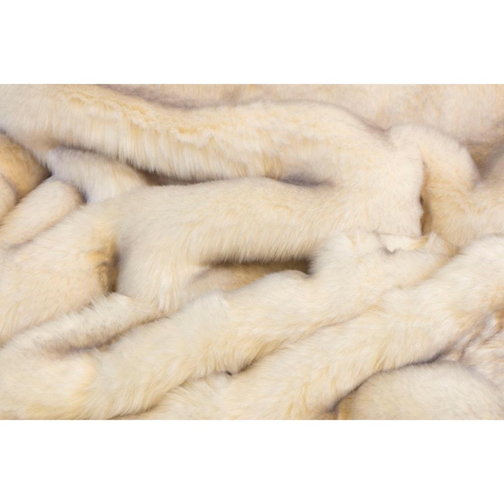 Star Home Textil Wohndecke »Polarfuchs«, besonders weich