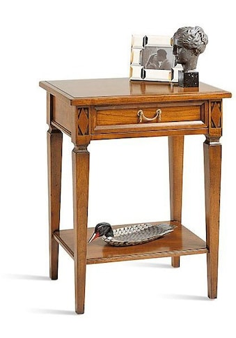 SELVA Beistelltisch »Villa Borghese«, Modell 5371, Höhe 70 cm, mit Schubkasten und... kaufen
