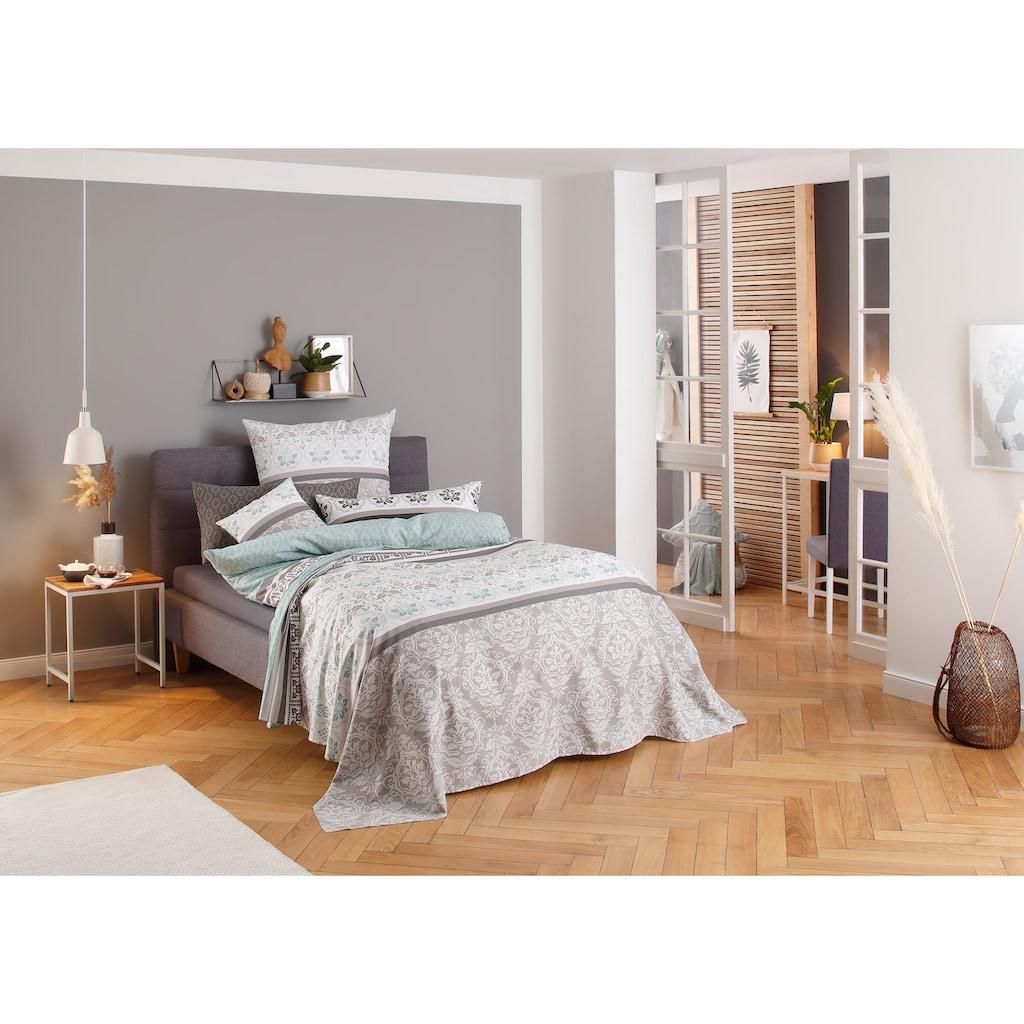 Home affaire Tagesdecke »Cremona«, auch als Tischdecke und Sofaüberwurf einsetzbar