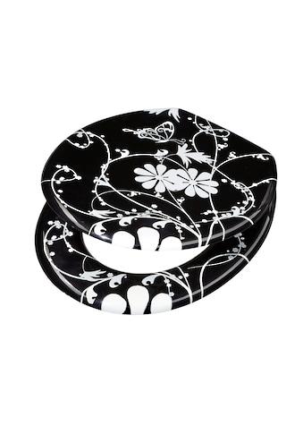 ADOB WC-Sitz »White Flower« kaufen