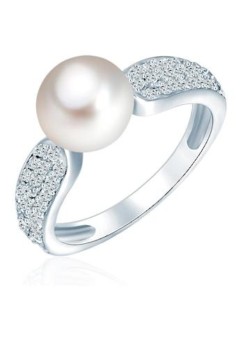 Valero Pearls Perlenring »A1515«, (1 tlg.), aus Süßwasser-Zuchtperlen kaufen