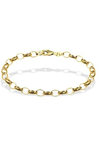 goldmaid Armband Erbskette 333/- Gelbgold 19 cm kaufen