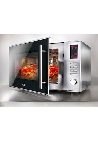 Hanseatic Mikrowelle »305230«, Grill und Heißluft, 900 W kaufen