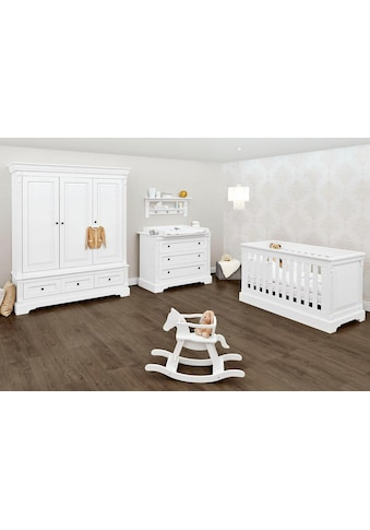 Pinolino® Babyzimmer-Komplettset »Emilia«, (Set, 3 St.), breit groß; mit Kinderbett,... kaufen