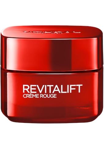 L'ORÉAL PARIS Tagescreme »Revitalift Belebende Crème Rouge« kaufen