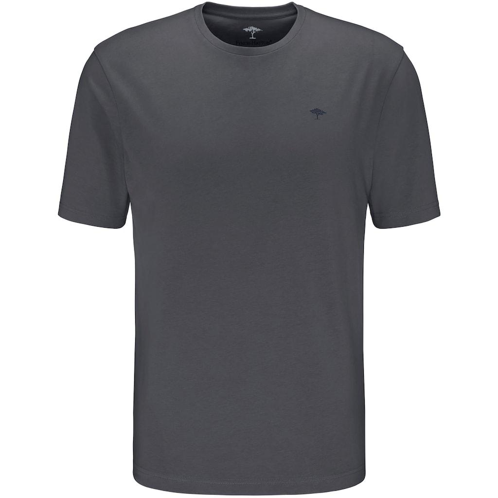 FYNCH-HATTON T-Shirt, unifarben