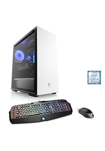 CSL Gaming PC   Core i9 - 9900K   GeForce RTX 2070S   32GB DDR4   SSD »HydroX T9004 Wasserkühlung« kaufen