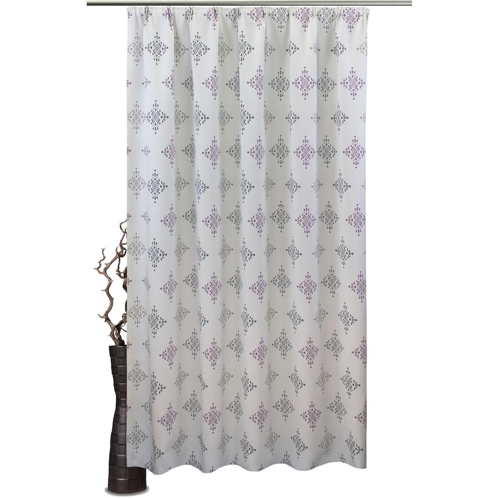 VHG Vorhang »Venora«, Bleistiftband