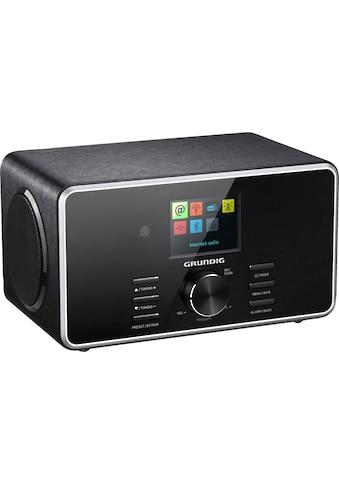 Grundig Internet-Radio »DTR 5000 X«, (Bluetooth-WLAN Digitalradio... kaufen