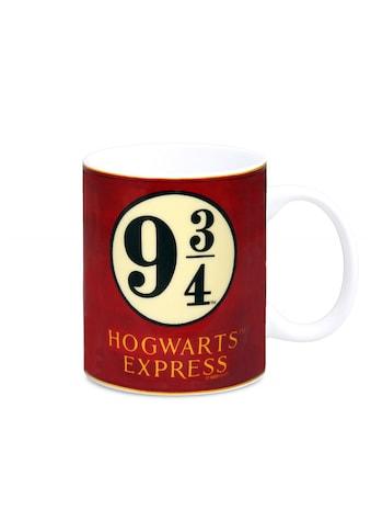 LOGOSHIRT Tasse mit Gleis 9 3/4-Motiv kaufen