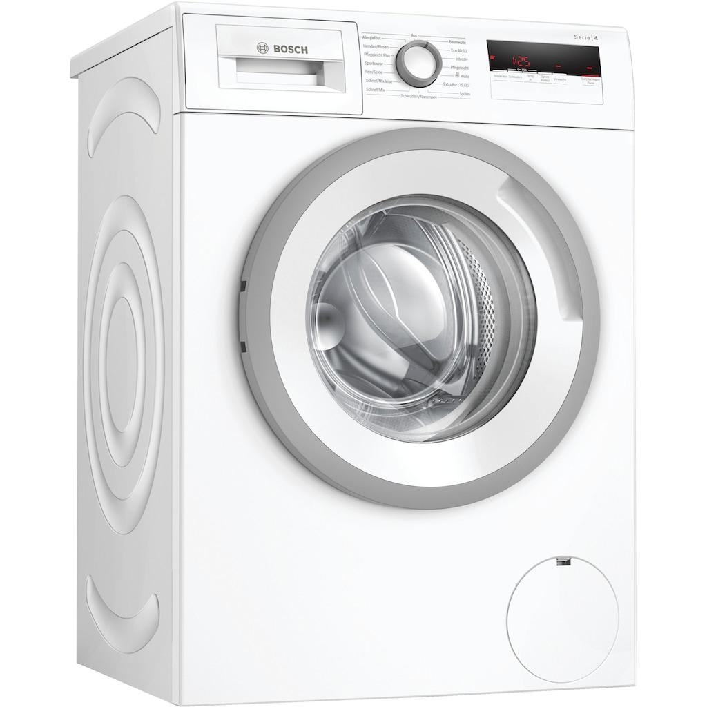 BOSCH Waschmaschine »WAN28122«, WAN28122, 7 kg, 1400 U/min