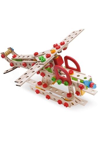 Eichhorn Konstruktionsspielsteine »Constructor, Hubschrauber«, (225 St.), Made in... kaufen