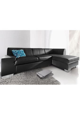 DOMO collection Ecksofa »Star«, wahlweise mit Bettfunktion kaufen