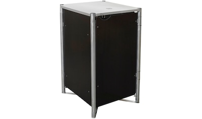 Hide Mülltonnenbox, für 1 x 240 l, schwarz kaufen