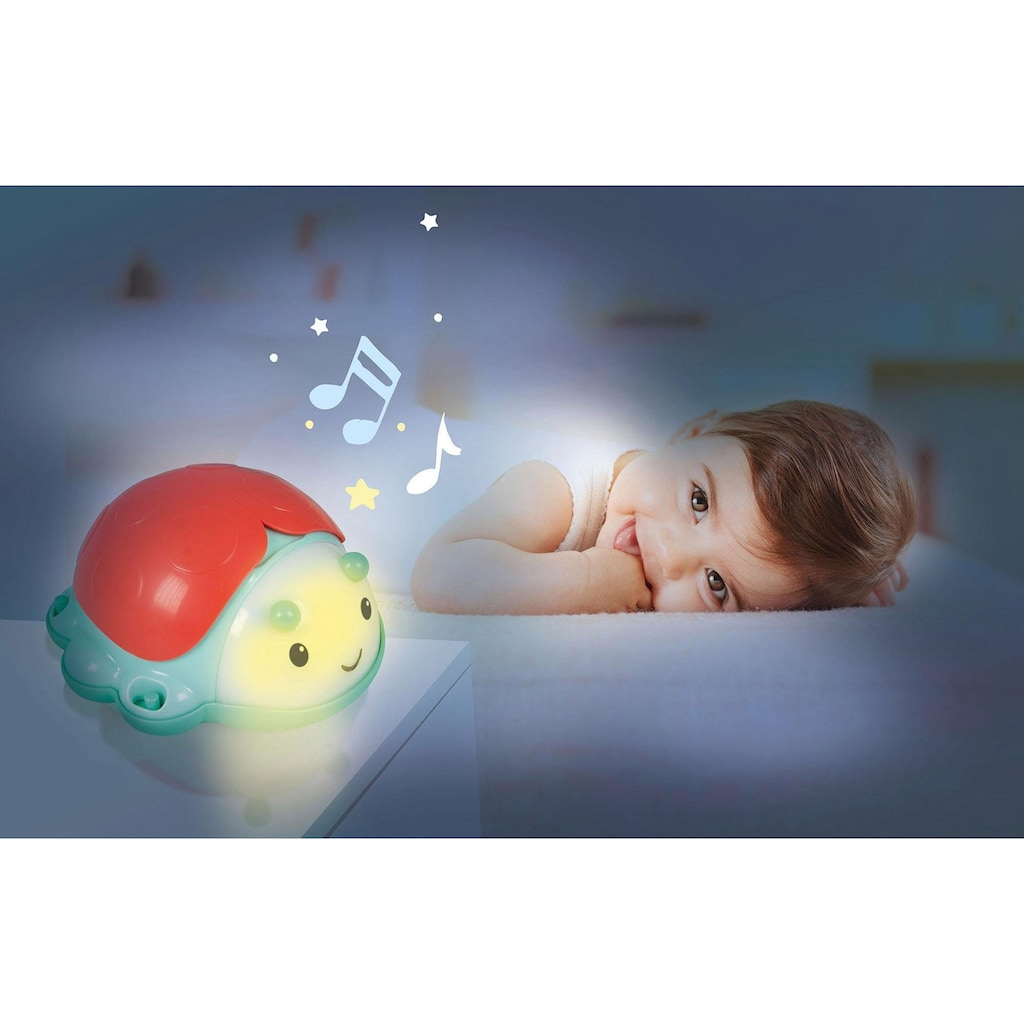 Clementoni® Nachtlicht »Clementoni Baby - First Months - Sternenhimmel-Projektor«