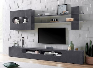 Wohnwand »Real« mit flexibler Teilzahlung ♥ | Quelle.at