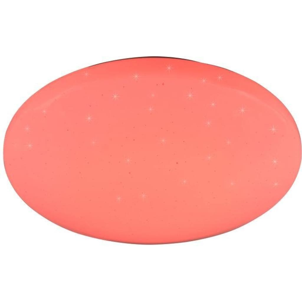 TRIO Leuchten LED Deckenleuchte »FARA«, LED-Board, 1 St., Farbwechsler, Mit WiZ-Technologie für eine moderne Smart Home Lösung