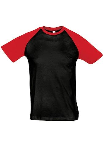 SOLS T-Shirt »Herren Funky« kaufen