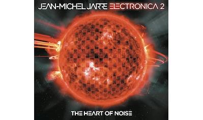 Musik-CD »Electronica 2: The Heart of Noise / Jarre,Jean-Michel« kaufen