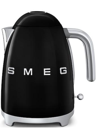 Smeg Wasserkocher, KLF03BLEU, 1,7 Liter, 2400 Watt kaufen