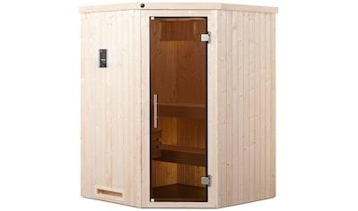 weka Sauna »Kiruna«, 3,6 kW Bio-Ofen mit ext. Steuerung kaufen