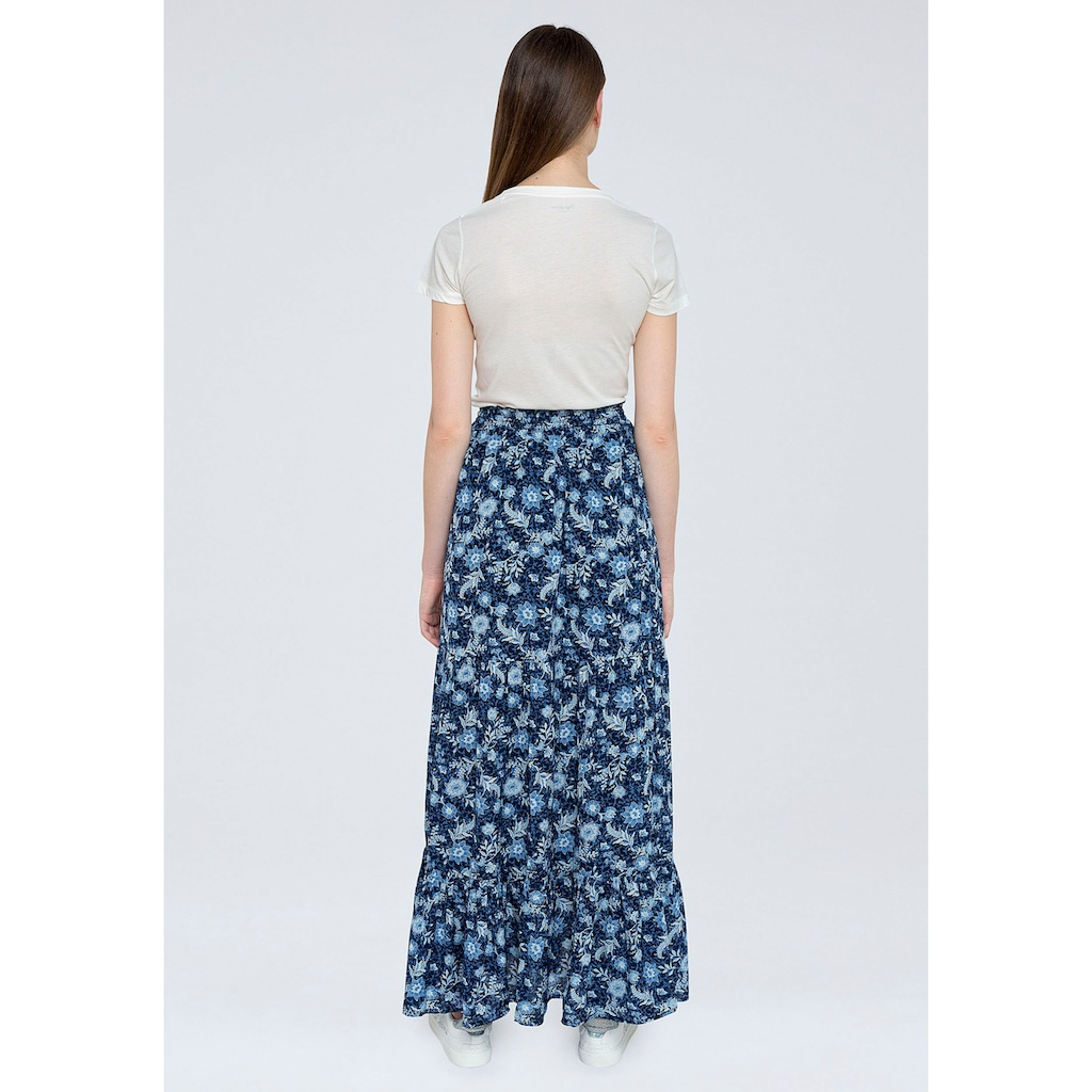 Pepe Jeans Sommerrock »MARGOT«, im floralen Design