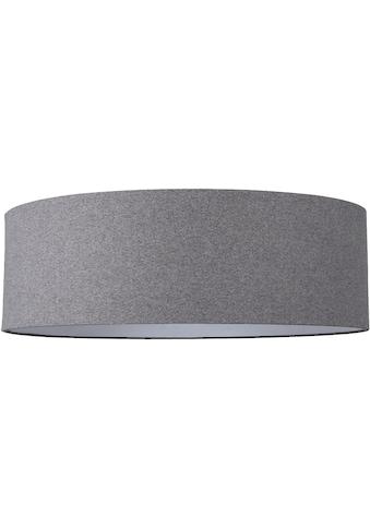 andas Deckenleuchte »GJOVIK«, E27, Deckenlampe Ø 48 cm mit hochwertigem Textilschirm, einfache Magnetbefestigung, Acrylblende, Made in Europe kaufen