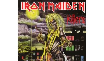 Musik-CD »Killers (Remastered) / Iron Maiden« kaufen