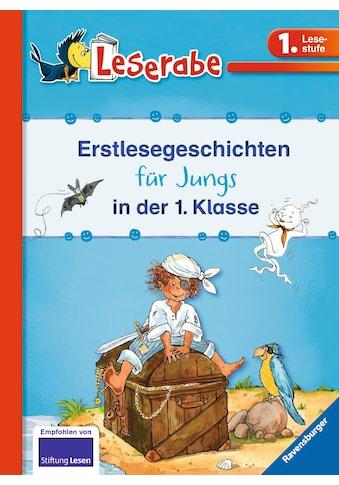 Buch »Erstlesegeschichten für Jungs in der 1. Klasse / Martin Klein, Leopé, Silke Voigt, Leopé« kaufen