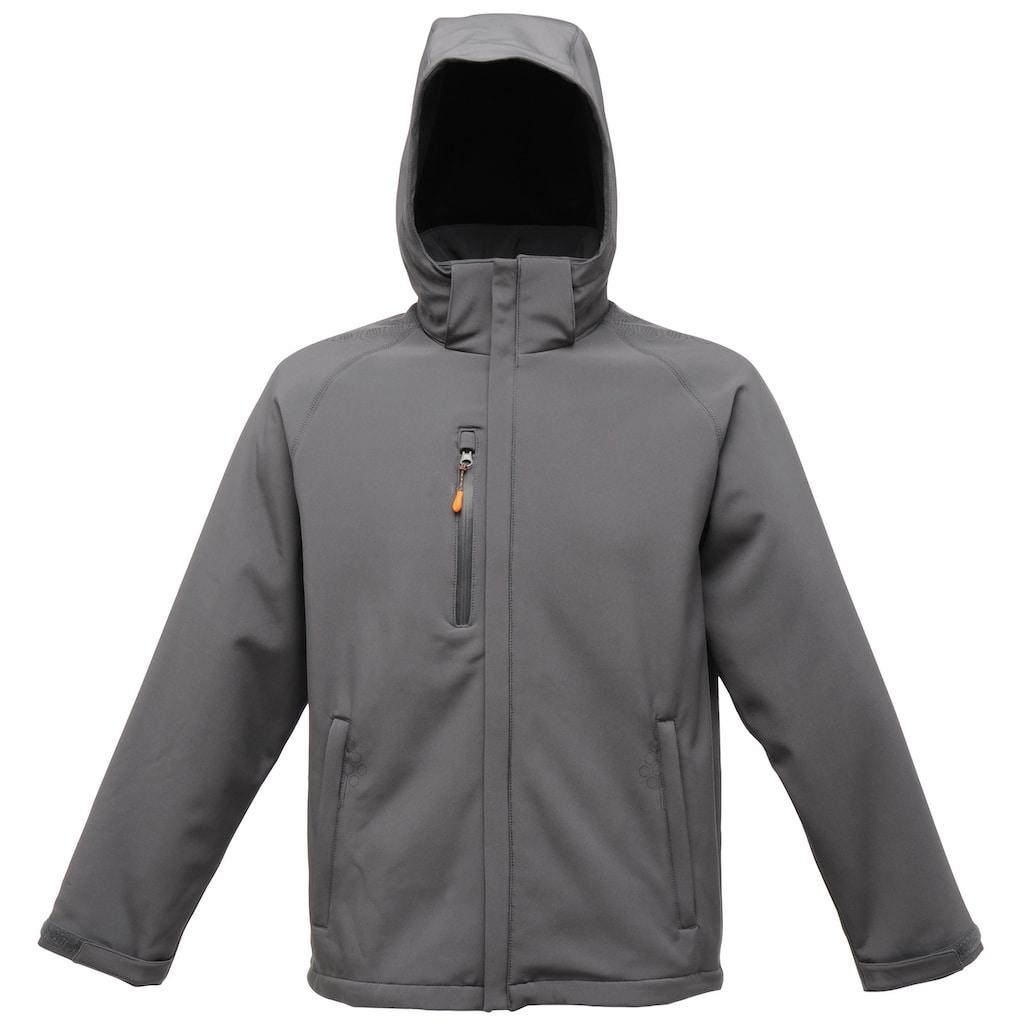 Regatta Softshelljacke »Herren X-Pro Repeller Softshell-Jacke, wasserabweisend«
