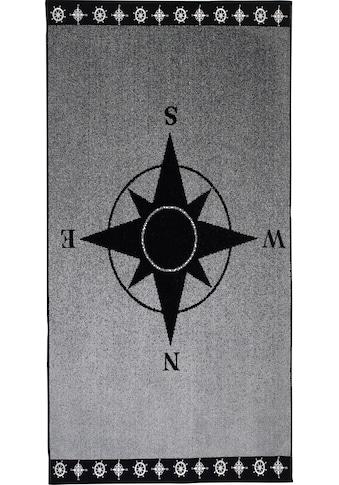 Gözze Strandtuch »Kompass«, (1 St.) kaufen