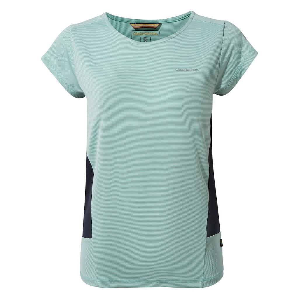 Craghoppers T-Shirt »Damen Atmos kurzärmlig«