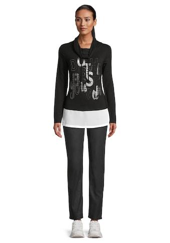 Betty Barclay Langarmshirt »mit Kragen« kaufen