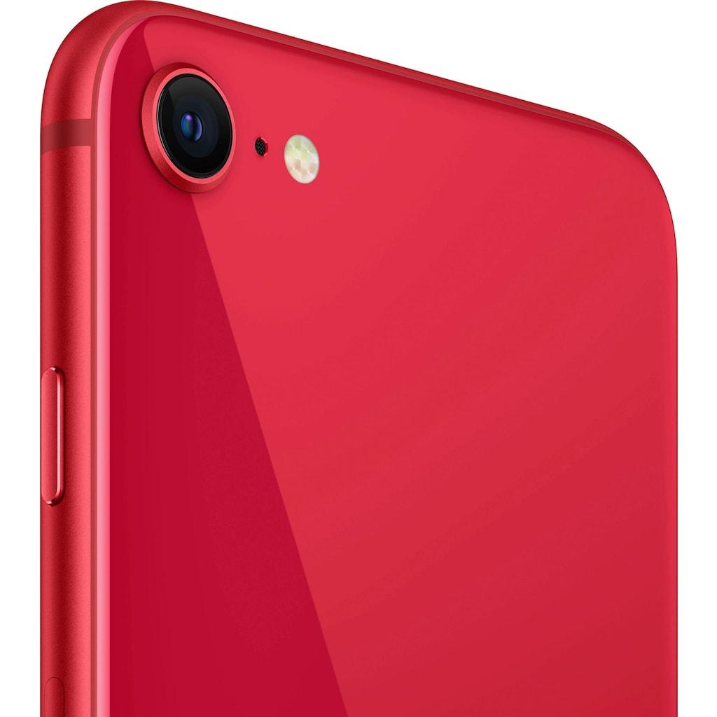 """Apple Smartphone »iPhone SE«, (11,94 cm/4,7 """", 64 GB Speicherplatz, 12 MP Kamera), ohne Strom-Adapter und Kopfhörer"""