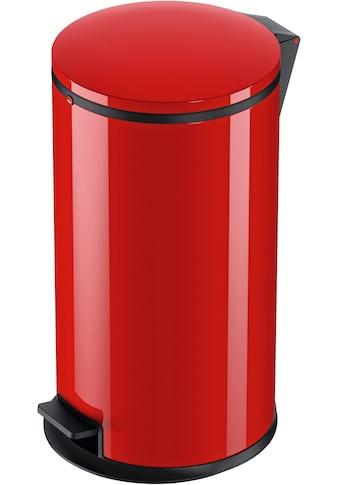 Hailo Mülleimer »Pure L«, rot, Fassungsvermögen ca. 25 Liter kaufen