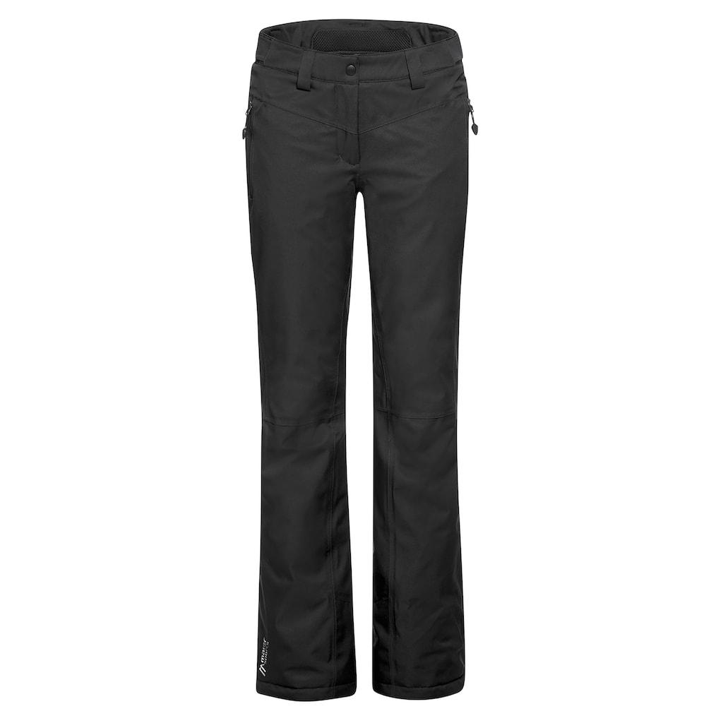 Maier Sports Skihose »Ronka«, Warm, wasserdicht, elastisch, perfekte Passform